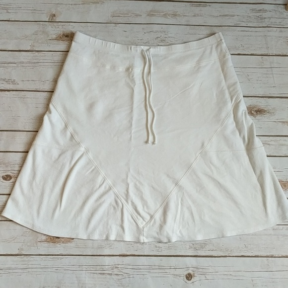 68654f400 INC International Concepts Skirts   Inc White Elastic Waist Band ...